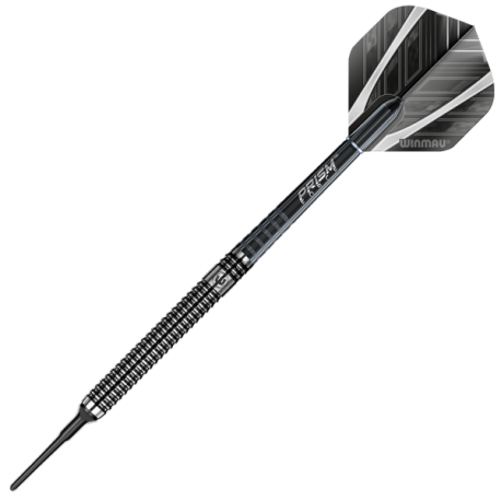 WINMAU BLACKOUT Softip Darts 90%. 18grs.