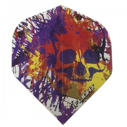 RUTHLESS STANDARD FLIGHTS Skull Colors
