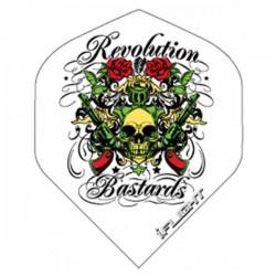 RUTHLESS STANDARD FLIGHTS Skull Revolution