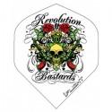 PLUMAS RUTHLESS STANDARD Skull Revolution