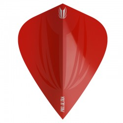 TARGET PRO ULTRA FLIGHTS Kite Red