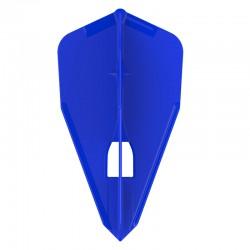 Plumas CHAMPAGNE FLIGHT Bullet azul