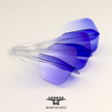 CONDOR AXE Integrated Flight shape Clear Blue Medium