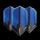 Winmau Prism Alpha Slim Blue Flights