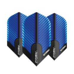 Winmau Prism Alpha Slim Blue Flights