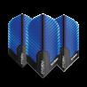 Plumas Winmau Prism Alpha Slim Azul