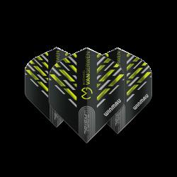 Penas Winmau Prism MvG verde Standard