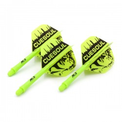 CUESOUL Flights AK5 Standard Green Boy