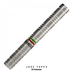 FLÉCHETTES TRINIDAD Pro Series Jose Sousa type3. 18grs