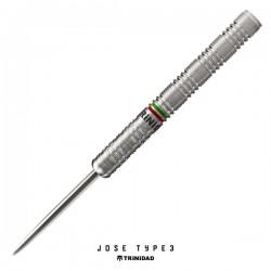 DARDOS ACERO TRINIDAD Pro Series Jose Sousa type3. 22grs