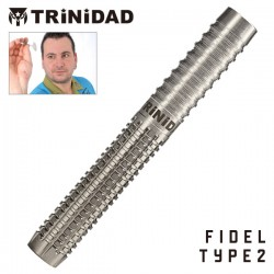 TRINIDAD Pro Series Fidel type2. 17,5grs SOFTIP DARTS