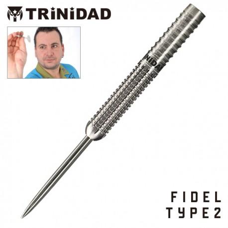 FLÉCHETTES TRINIDAD Pro Series Fidel type2. 18grs