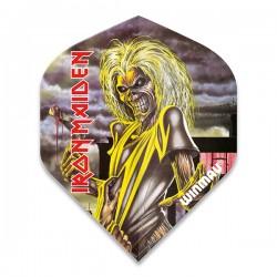 Winmau Iron Maiden Killers Standard Flights