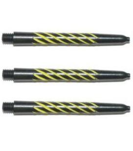 ENDART SPIROLINE Black-Yellow Long