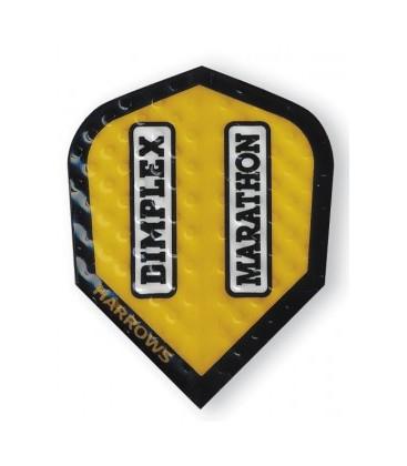 HARROWS MARATHON DIMPLEX Yellow