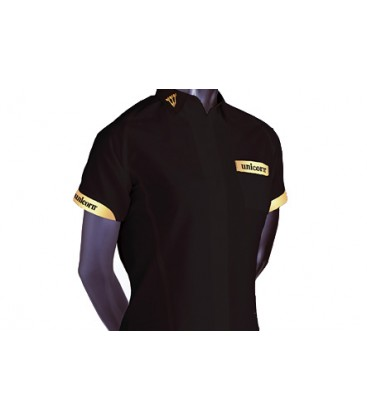 TEKNIK LADY Dart Shirt. Black