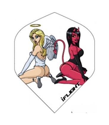 RUTHLESS STANDARD Angel & Devil FLIGHTS