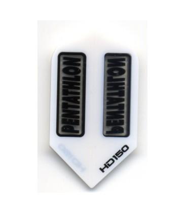 AILETTES PENTATHLON HD 150 Blanc Slim