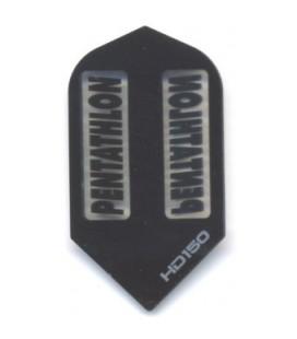 PENTATHLON HD 150 BLACK Slim FLIGHTS