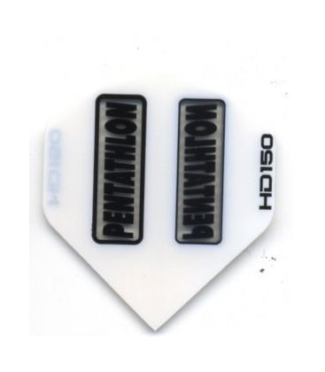 AILETTES PENTATHLON HD 150 Blanc Standard