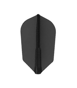 Plumas FIT FLIGHT Slim negra. 6 Uds.