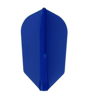 Plumas FIT FLIGHT Slim Azul. 6 Uds.