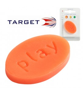 TARGET GRIP WAX Cera antideslizante Naranja