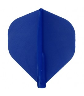 Plumas FIT FLIGHT Standard Azul. 6 Uds.