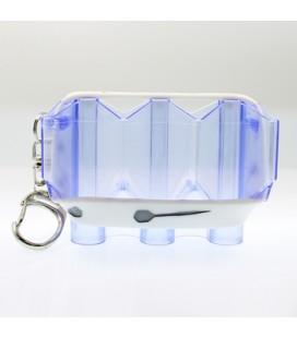 Dardera FLIGHT CASE Krystal azul