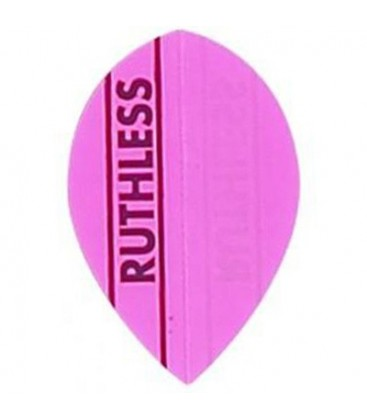 RUTHLESS LISA OVAL ROSA FLUOR