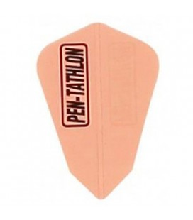 PENTATHLON FANTAIL ORANGE FLUOR FLIGHTS