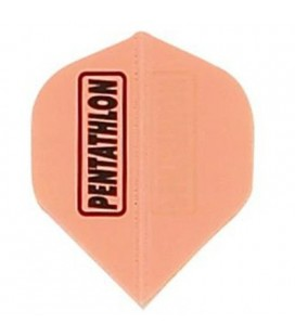 PENTATHLON STANDARD ORANGE FLUOR FLIGHTS