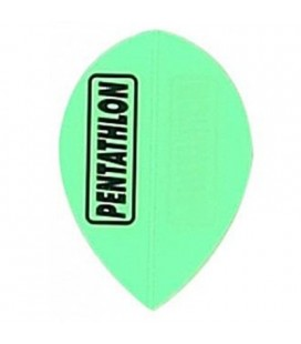 PENTATHLON PERA GREEN FLUOR FLIGHTS
