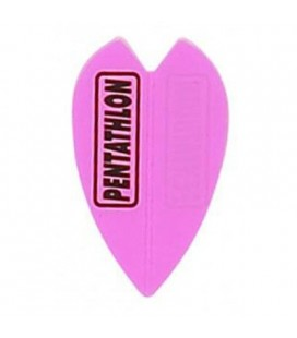 PENTATHLON MINI VORTEX PINK FLUOR FLIGHTS