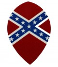 VOADORES DARTRES Oval Confederada
