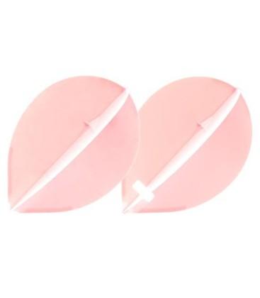 Penas L-FLIGHT Oval rosa