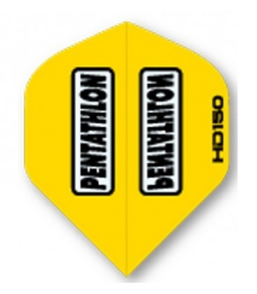 PLUMAS PENTATHLON HD 150 Amarilla Standard