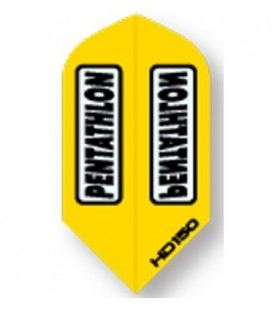PENAS PENTATHLON HD 150 Amarela Slim