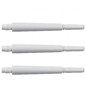 FIT SHAFT GEAR Spinning 31mm blanc 3 Uds.