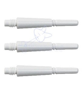 FIT SHAFT GEAR Spinning white 18mm
