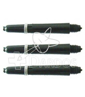 ENDART NYLON PLUS PRETO L
