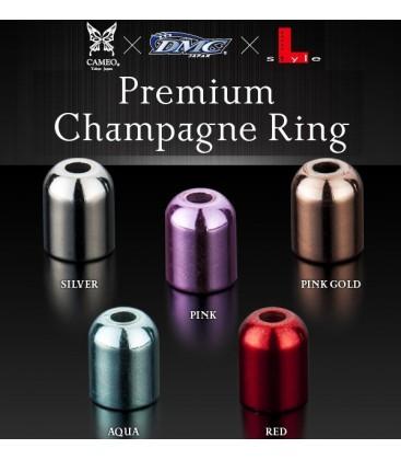 CHAMPAGNE RINGS PREMIUM SILVER
