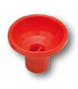 Boquilha para Zarabatana vermelha