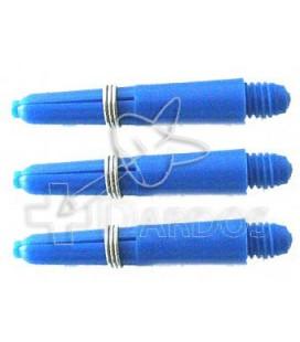 TIGE NYLON PLUS Bleu Extra Courte