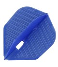 Plumas CHAMPAGNE FLIGHT Shape Dimple azul