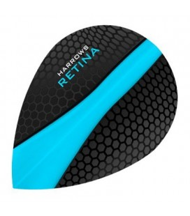 HARROWS RETINA OVAL BLUE