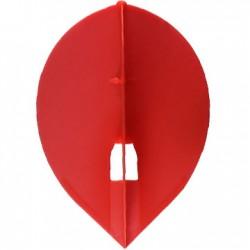 CHAMPAGNE FLIGHT Teardrop roja