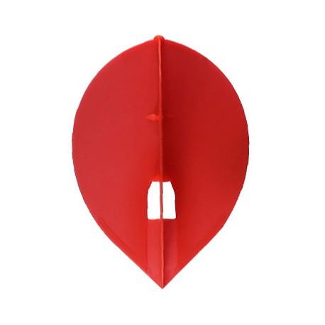 CHAMPAGNE FLIGHT Oval roja