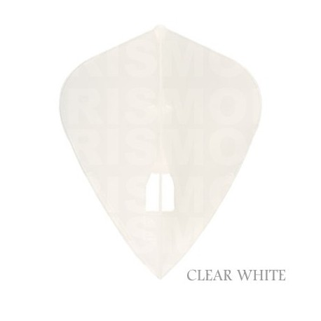 CHAMPAGNE FLIGHT Kite Blanca transparente