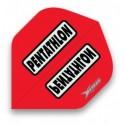 PLUMAS PENTATHLON X 180 Standard Roja